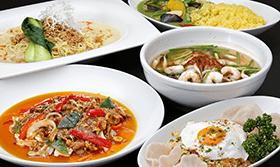 ●8月の姫蛍は、多彩な「夏のアジアン料理フェア」開催!●