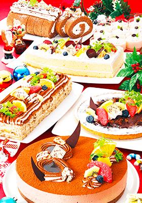 ●12月の「姫蛍」は、自家製「チョコとナッツのスイーツ」が登場!●
