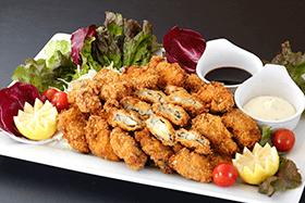 ●1月5日からの姫蛍は「広島産 牡蠣フライ」が登場!●