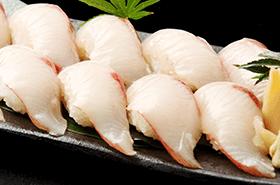 ●6月の平日夜限定で「かんぱち握り寿司」が登場!●