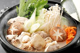 ●10月の姫蛍は料理長こだわりの「博多水炊き」が登場!●