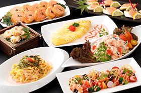 ●10月の姫蛍は「明太子料理」も登場!●