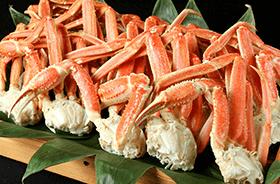 ●10月の平日夜は「本ずわい蟹」を+980円で堪能♪●