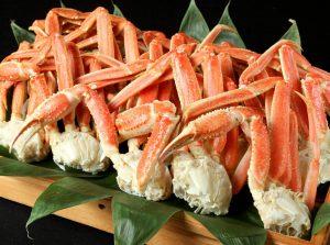 7月平日夜「本ずわい蟹」(+980円)の提供日も残りわずかに!