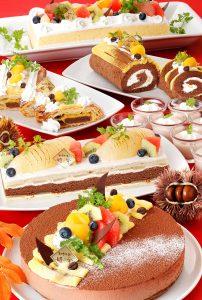 自然食ブッフェ姫蛍にて、9月は「秋の収穫祭」を開催中♪