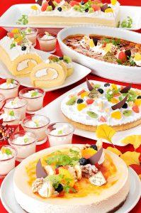 自然食ブッフェ姫蛍 11月フェアをご案内します♪