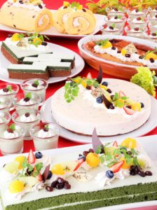 自然食ブッフェ姫蛍 5月フェアをご案内させて頂きます♪