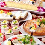 自然食ブッフェ姫蛍にて8月は「ハワイアンフェア」を開催中♪