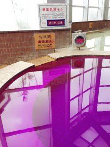 紫陽花の湯2