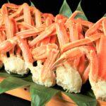 7月平日ブッフェの「本ずわい蟹」につき、かなりお得な料金変更をご案内いたします!