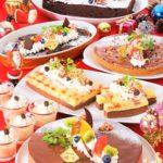 自然食ブッフェ姫蛍の12月フェアは、クリスマスムードを味わう「チョコとキャラメルのスイーツ」が登場!